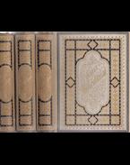 Szász Károly kisebb műfordításai. Teljes kiadás. I. kötet: Moore T[amás]. – Heine H[enrik]. – Burns R[óbert]. II. kötet: Lord Byron. – Hugo Viktor. – Beranger. III. kötet: Német, franczia, angol s vegyes költőkből. I–III. kötet. [Teljes.] - Szász Károly