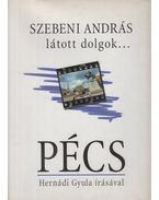 Látott dolgok... Pécs (dedikált) - Szebeni András, Hernádi Gyula