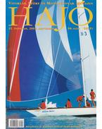 Hajó - Vitorlás, Szörf és Motorcsónak Magazin 2003. szeptember - Szekeres László