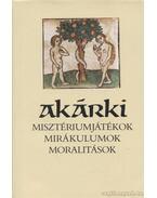 Akárki - Szenczi Miklós