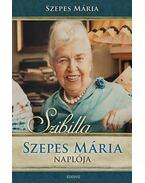 Szibilla - Szepes Mária naplója - DVD-vel - Szepes Mária