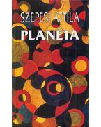 Planéta (dedikált) - Szepesi Attila