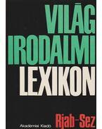 Világirodalmi lexikon 12. kötet - Szerdahelyi István