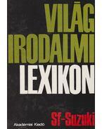 Világirodalmi lexikon 13. kötet - Szerdahelyi István