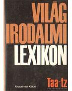 Világirodalmi lexikon 15. kötet - Szerdahelyi István