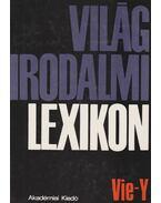 Világirodalmi lexikon 17. kötet - Szerdahelyi István