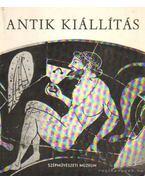 Antik kiállítás - Szilágyi János György, Szabó Miklós
