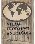 Világirodalmi antológia I. kötet - Szilágyi János György, Trencsényi-Waldapfel Imre