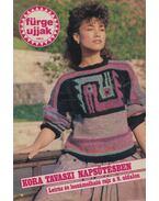Fürge ujjak 1986/2. - Szirmai Marianne (szerk.)