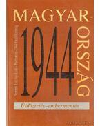 Magyarország 1944 - Üldöztetés-embermentés - Szita Szabolcs