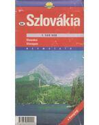 Szlovákia / Slovakia 1 : 500 000