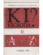 Természettudományos és műszaki ki kicsoda? II. - Szluka Emil, Schneider László (szerk.)