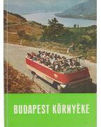 Budapest környéke - Szombathy Viktor