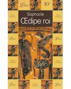 Oedipe roi - Szophoklész