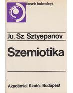 Szemiotika - Sztyepanov, Ju. Sz.