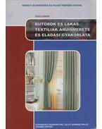 Bútorok és lakástextíliák áruismerete és eladási gyakorlata - Szűcs Gábor