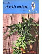 A lakás növényei - Szűcs Lajos