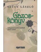 Gazoskönyv - Szűcs László
