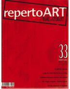 RepertoArt - 33 kortárs magyar alkotó - T. András Emil