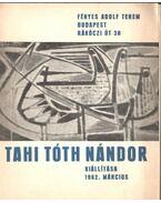 Tahi Tóth Nándor kiállítása - Hincz Gyula