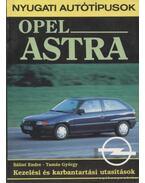 Opel Astra - Tamás György, Bálint Endre