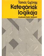 Kategóriák logikája - Tamás György