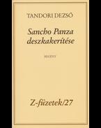 Sancho Panza deszkakerítése - Tandori Dezső