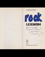 Rock lexikon. Második, javított és bővített kiadás. (Dedikált.) - Tardos Péter