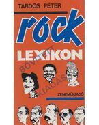 Rocklexikon (dedikált) - Tardos Péter