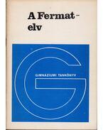 A Fermat-elv - Tasnádi Péterné