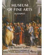 Museum of Fine Arts Budapest - Tátrai Vilmos