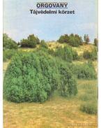 Orgovány - Tájvédelmi körzet - Temesi Ida