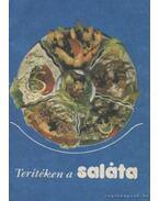 Terítéken a saláta - Unger Károly