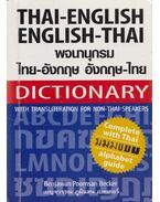 Thai-English - English-Thai Dictionary