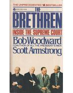 The Brethren - Woodward, Bob, Scott Armstrong