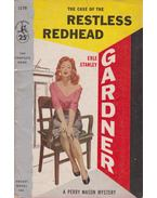 The Case of the Restless Redhead - Gardner, Erle Stanley