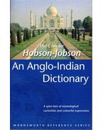 The Concise Hobson-Jobson: An Anglo-Indian Dictionary - Henry Yule, A. C. Burnell