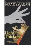 Light Thickens - Marsh, Ngaio
