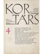 Kortárs 1989/4 - Thiery Árpád