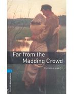 Far from the Madding Crowd Audio CD Pack - Stage 5 - Thomas Hardy