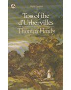 Tess of the d'Urbervilles - Thomas Hardy, Tim Hall