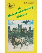 A Bolingbroke-kastély kísértete - Thompson, C.