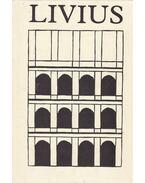 A római nép története a város alapításától IV. - Titus Livius
