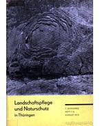 Landschaftspflege und Naturschutz in Thüringen - Több német szerző