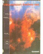 Csillagászati évkönyv 1986 - Több szerkesztő