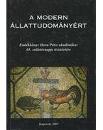 A modern állattudományért (dedikált) - Több szerző