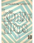 Komárom megyei Könyvtáros 10. - Több szerző