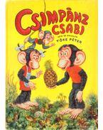 Csimpánz Csabi - Tőke Péter