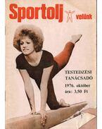 Sportolj velünk 1976. október - Toldy Ferenc
