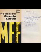 Federico García Lorca (dedikált) - Tolnai Gábor